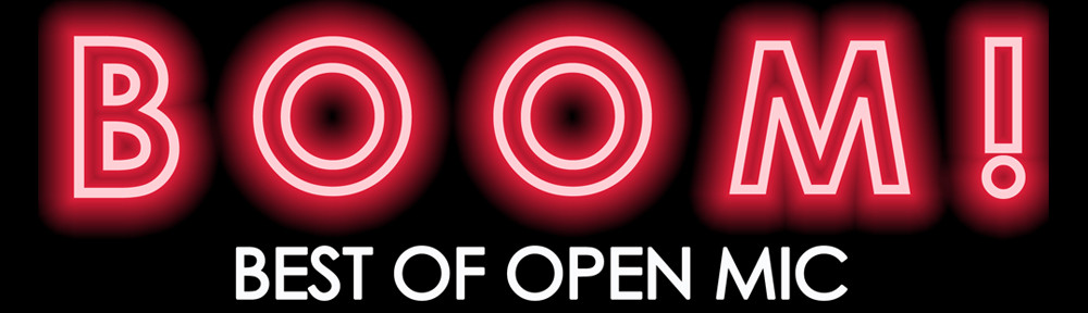 Best of Open Mic – BOOM